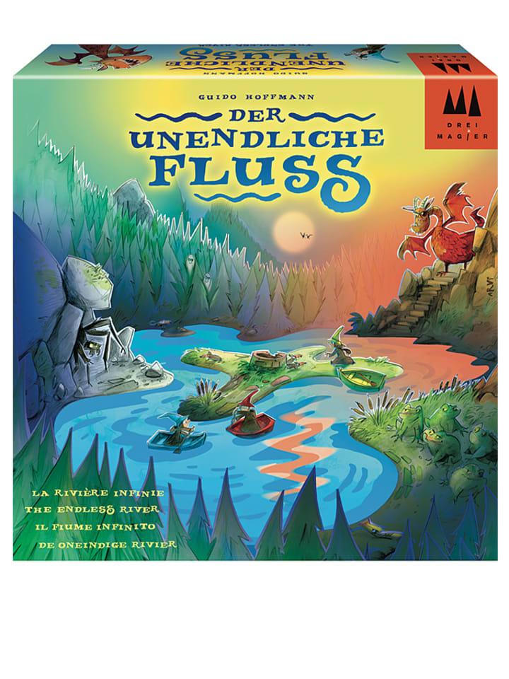 Drei Magier Spiele Spiel ´´Der unendliche Fluss...