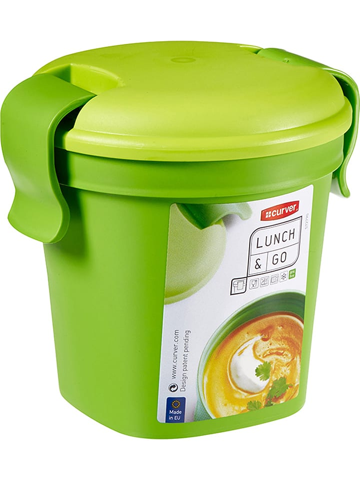 Curver Lunchdose ´´Lunch&Go´´ in Grün - 400 ml ...