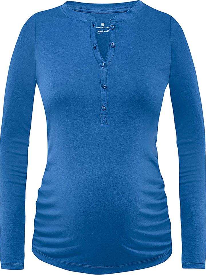 Bellybutton Pyjama-Oberteil in Blau - 66% | Grö...