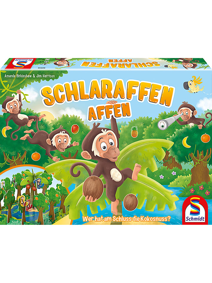Schmidt Spiele Brettspiel ´´Schlaraffen Affen´´...