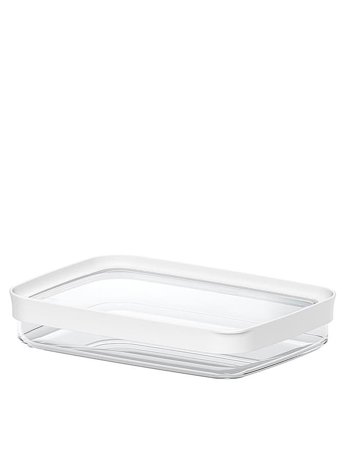 Emsa Vorratsdose ´´Optima´´ in Weiß - 700 ml -12%   Aufbewahrung Sale Angebote Wiesengrund
