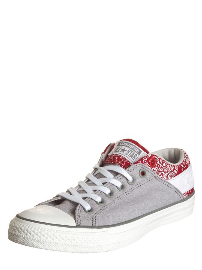 Converse Sneakers in Hellgrau - 41% | Größe 43 Herrensneakers