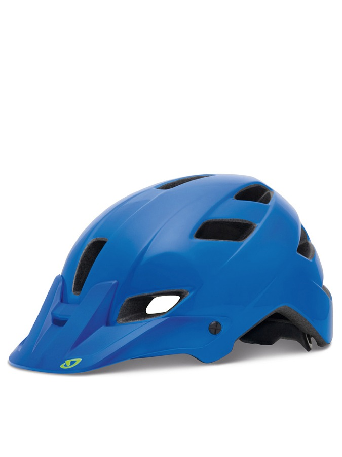 Giro Fahrradhelm ´´Feature 14´´ in Blau -49% | ...