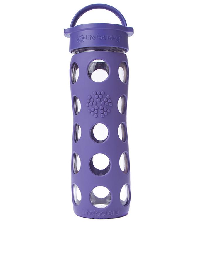 Lifefactory Trinkflasche ´´Standard Cap´´ in Lila - 475 ml -10% | Trinkflaschen Sale Angebote Dissen-Striesow