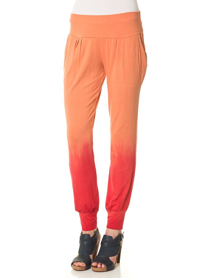 Blutsgeschwister Hose ´´Lovely Hula Hips´´ in Orange - 68% | Größe S Damenhosen