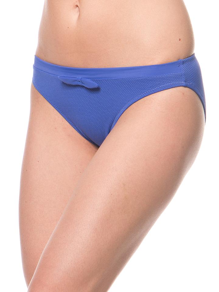 Mariemeili Bikini-Slip in Blau - 66% | Größe XS Damen bademode - broschei