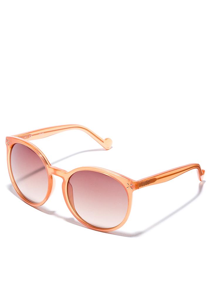Liu Jo Damen-Sonnenbrille in orange -51 Größe 56 Sonnenbrillen