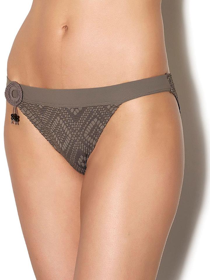 Schipkau Klettwitz Angebote Aubade Bikini-Slip in Taupe - 67% | Größe 42 Damen bademode