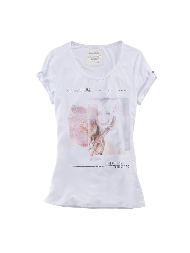 Roadsign Shirt in Weiß -39%   Größe XXL T-Shirts Sale Angebote Schipkau
