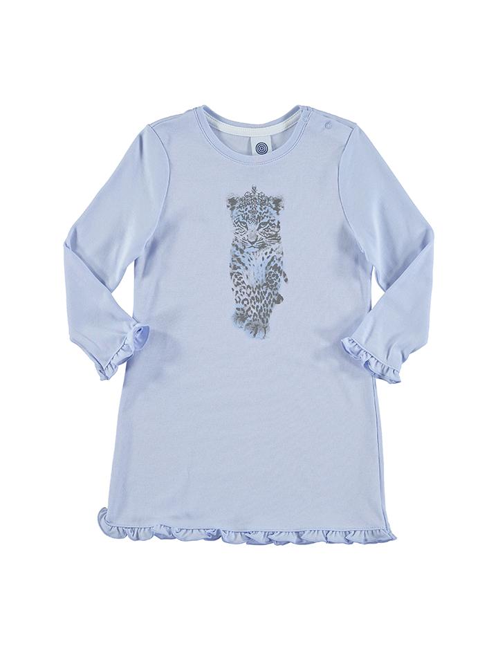 Sanetta Nachthemd in Hellblau -69 Größe 92 Nachtwäsche