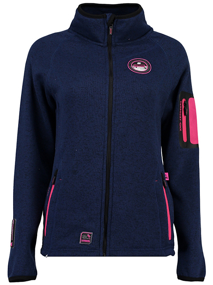 Geographical Norway Fleecejacke ´´Trapeze´´ in ...