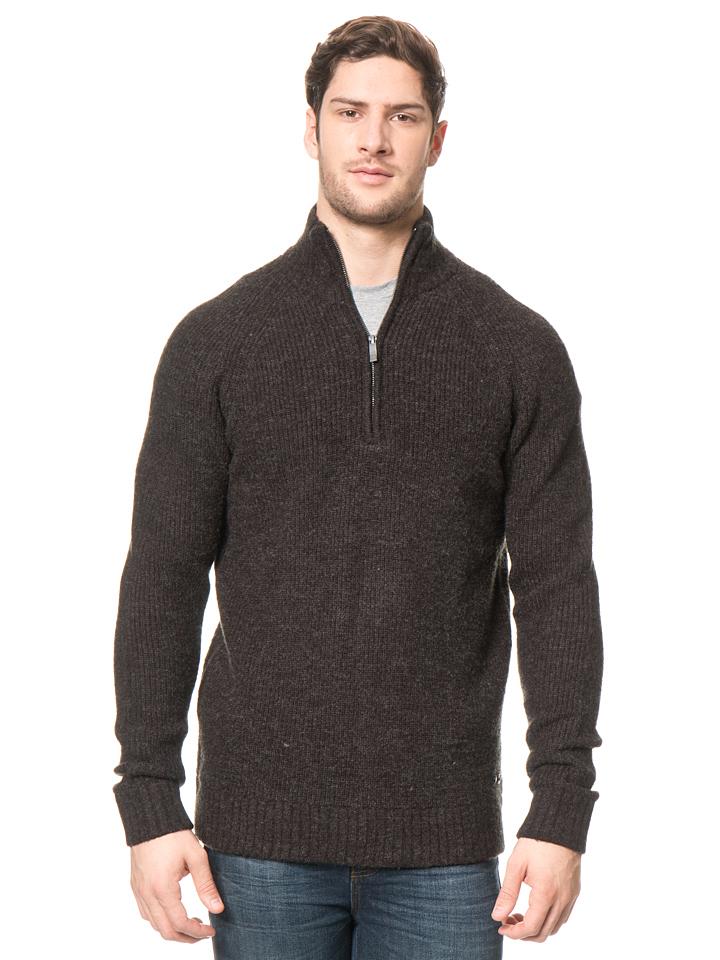 Bench Pullover ´´Resilience´´ in Dunkelgrau -42% | Größe XL Sale Angebote