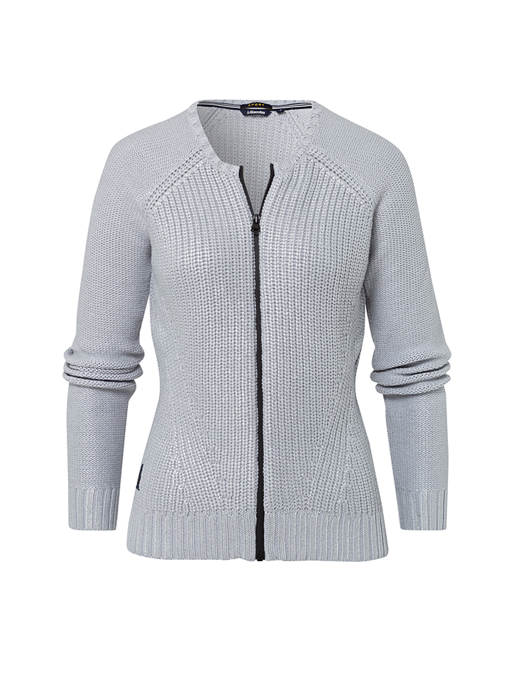 GAASTRA Cardigan ´´Shoot´´ - Regular fit - in Grau - 54 Größe XL Damen pullover