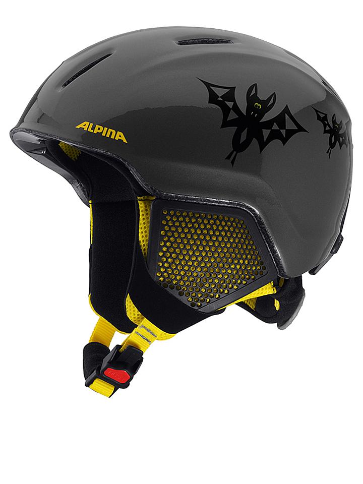 Alpina Ski-/ Snowboardhelm ´´Carat LX´´ in Schwarz -55% | Größe 48-52 cm Helme