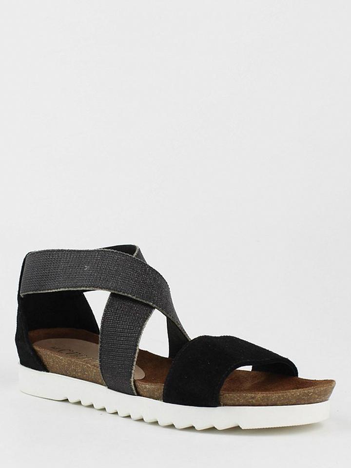 Kathlow Angebote CARMELA Sandalen in Schwarz - 66%   Größe 36 Damen sandalen