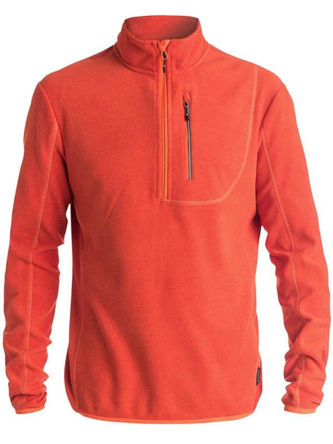 Quicksilver Fleecetroyer ´´Cosmic´´ in orange -...