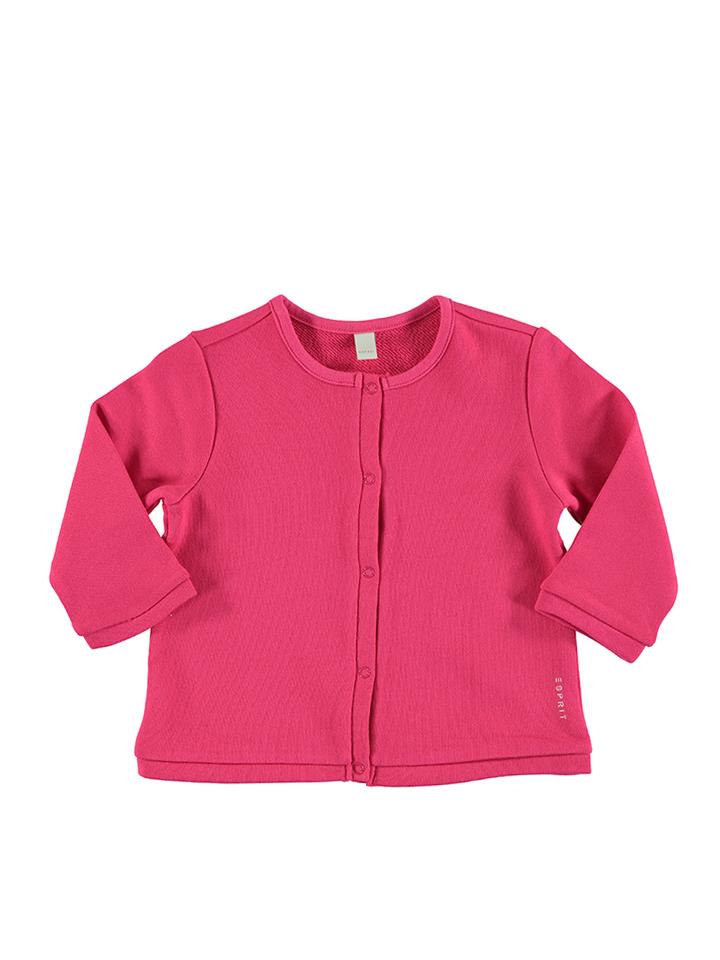 ESPRIT Cardigan in pink -19%   Größe 80   Cardi...