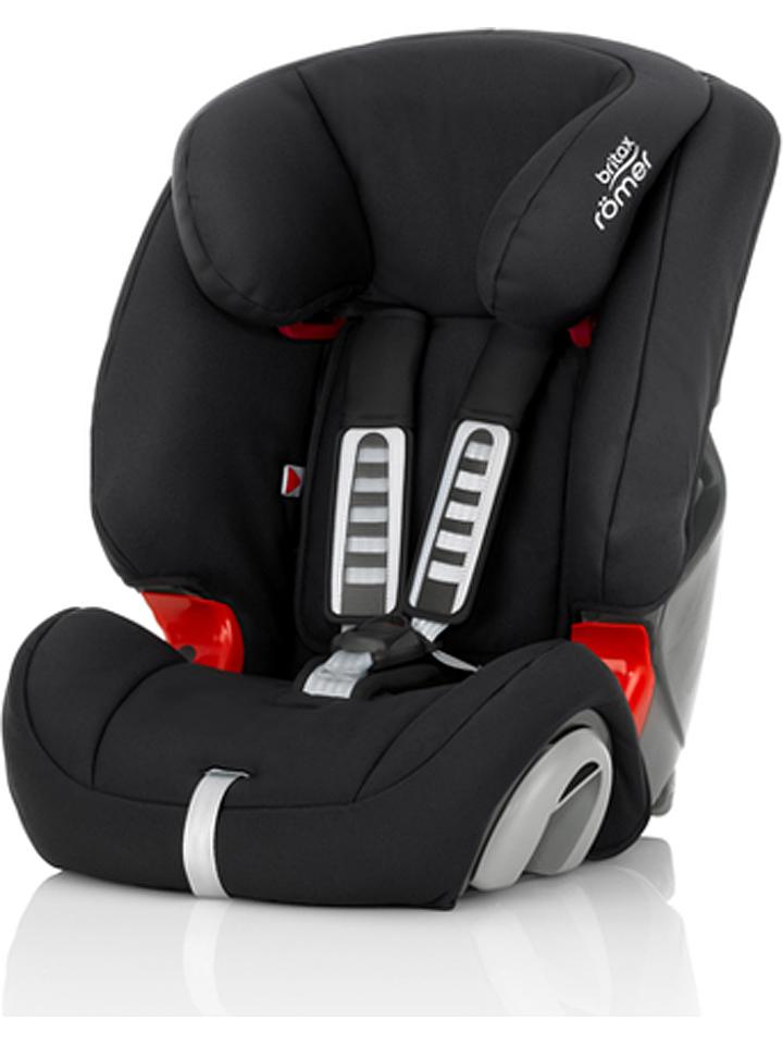 Guhrow Angebote Britax Kindersitz ´´Evolva 1-2-3 SL SICT´´ in Schwarz - Gruppe 1/2/3 2% | Kinder autokindersitze