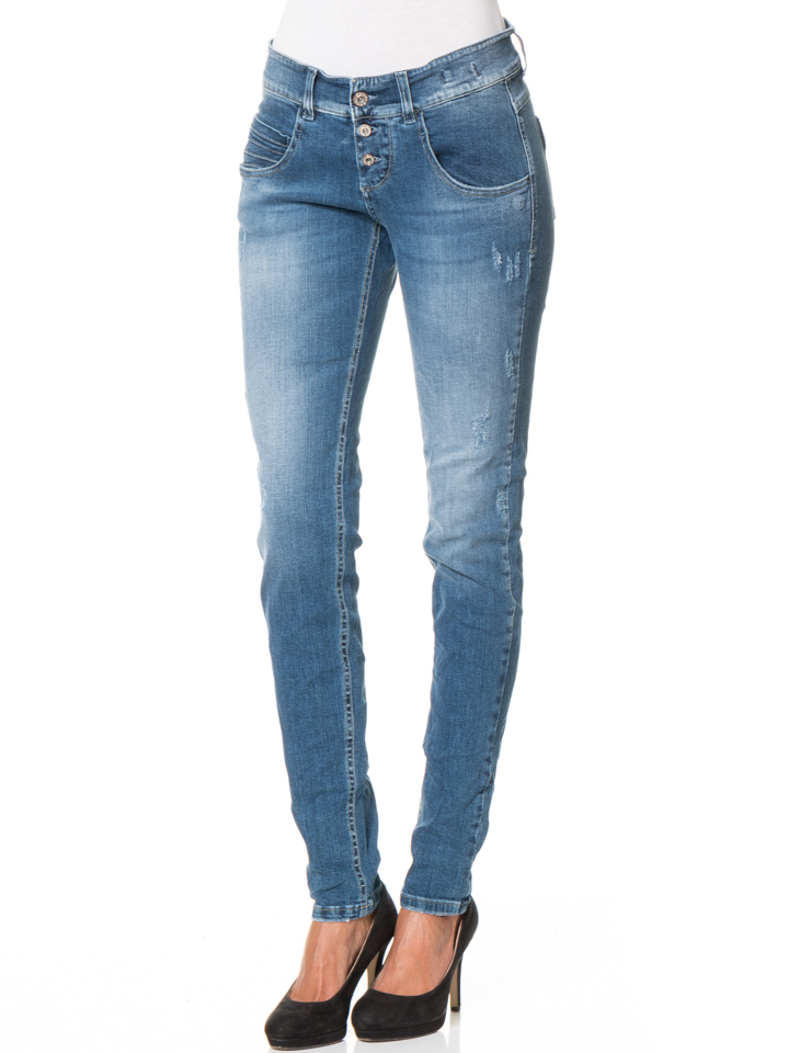 Gang Jeans ´´Valencia´´ - Relaxed Fit in Blau -50% | Größe W31 Sale Angebote Lieskau