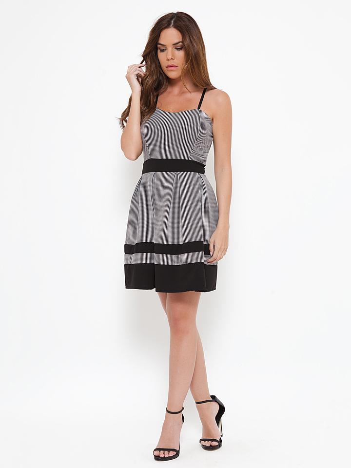 She´s Secret Kleid ´´Stella´´ in Schwarz -62% | Größe L Kurze Kleider Sale Angebote Schwarzheide