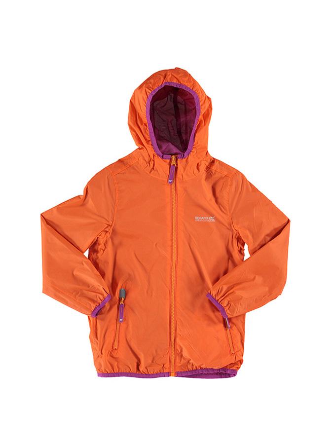 Regatta Regenjacke ´´Lever´´ in Orange - 69% | Größe 176 Kinder outdoor