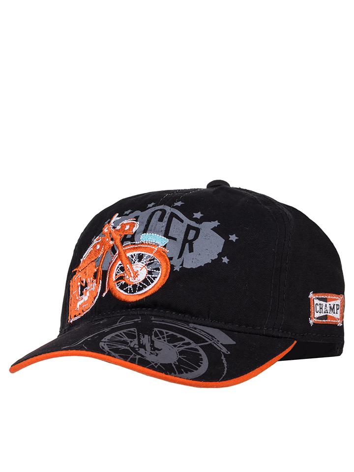 MaxiMo Cap in schwarz -24% | Größe 51/52 Caps Sale Angebote Terpe