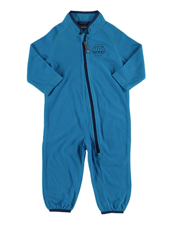 Color Kids Fleeceoverall ´´Timpi´´ in Blau -28% | Größe 98 Overalls Sale Angebote Hermsdorf