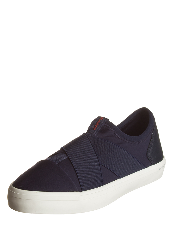 GANT Footwear Slipper ´´Mary´´ in Dunkelblau -39%   Größe 40 Sale Angebote Gastrose-Kerkwitz