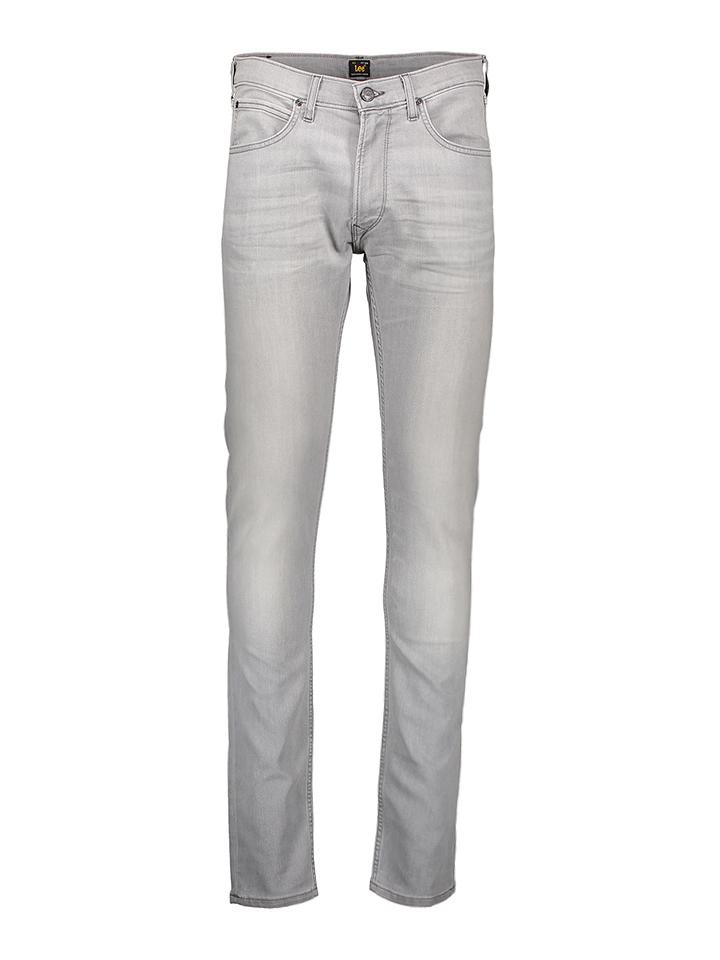 Lee Jeans ´´Luke´´ - Slim taperot in Grau -66% | Größe W32/L34 Sale Angebote Wiesengrund
