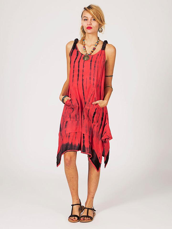 Ipanima Kleid in Rot -51% | Größe 34-42 Kleider Sale Angebote Frauendorf