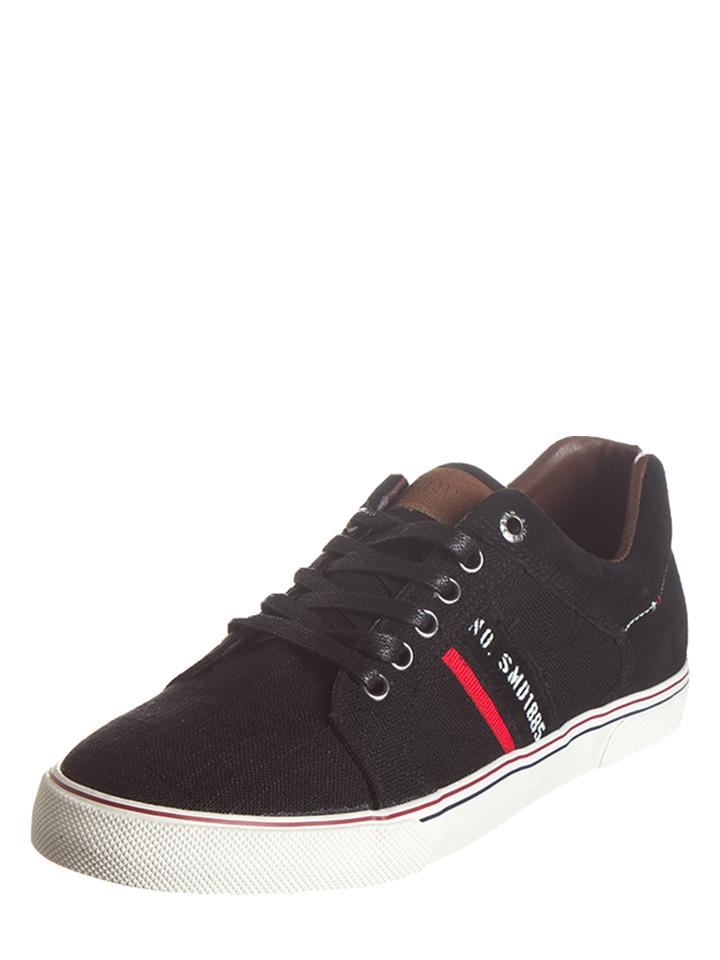 SALAMANDER Sneakers ´´Carter´´ in Schwarz -39% | Größe 45 Sneaker Low Sale Angebote Horka