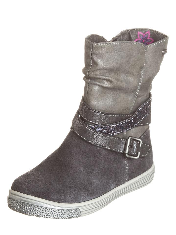 Indigo Stiefel in Grau - 55% | Größe 31 Kinderstiefel