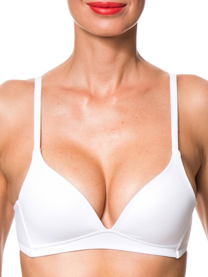 ESPRIT Schalen-BH in Weiß - 60% | Größe 70B | D...