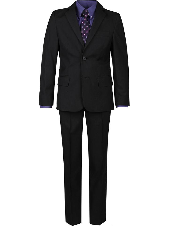New G.O.L Anzug - Regular fit in Schwarz 45% | Größe 182 Kinder anzuege kostueme