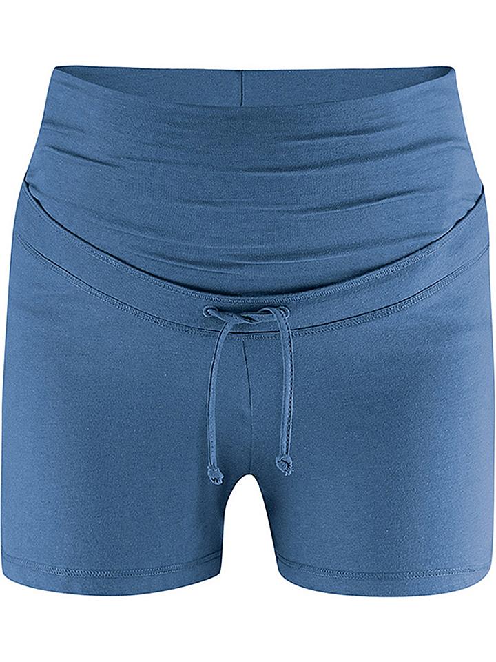 Bellybutton Pyjama-Shorts in Blau - 42% | Größe...