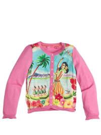 """Cakewalk Cardigan """"Paloma"""" in pink"""