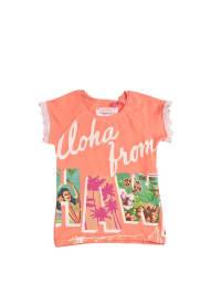 "Cakewalk T-Shirt ""Kasha"" in orange"