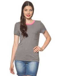 "Vero Moda Shirt ""Timian"" in Grau"