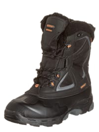 "Hi-Tec Winterstiefel ""Capri"" in Schwarz/ Orange"