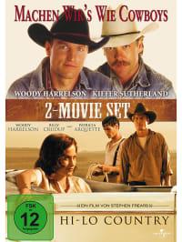 UNIVERSAL Machen wir's wie Cowboys/ Hi-Lo Country, DVD - FSK 12