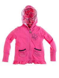 Pampolina Sweatjacke in Pink