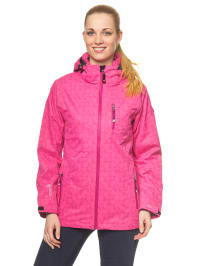 "Killtec Funktionsjacke ""Smilla"" in Pink"