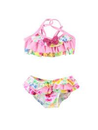 Pampolina Bikini in rosa/ bunt