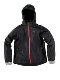 Nike Running-Jacke in schwarz