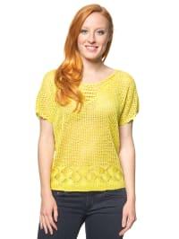 "Vero Moda Shirt ""Marigold"" in Gelb"