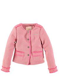 Retour Blazer in Pink/ Grau