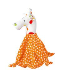 "Käthe Kruse Fingerpuppe ""Giraffe"" in orange - ab Geburt"