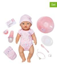 """Zapf 12tlg. Set: Puppe """"Baby born interactive"""" - ab 3 Jahren"""
