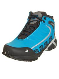 "Alpine Pro Trekkingschuhe ""Windhoek"" in Blau/ Schwarz"