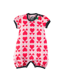 Green Cotton Spieler in Rosa/ Rot